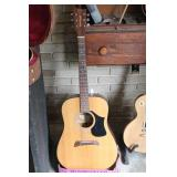 Overland Acoustic guitar