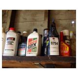 Automotive fluids & Car care