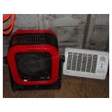 Space Heaters - 2pcs