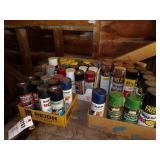 Spraypaint - 3 boxes