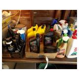 Automototive fluids, oil, inector cleaner etc