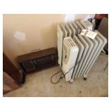 Radiant heaters - 3pcs