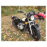 Honda Gold wing GL 1100 motorcyle (parts)