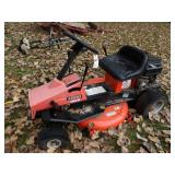 "Ariens 28"" cut Riding Lawn mower"