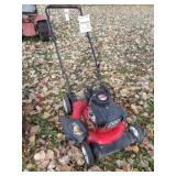 "Huskee 21"" cut push mower"