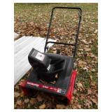 3.5hp 2 stroke Snowblower - 21""