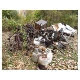 Scrap Metal - appliances, furnaces & more