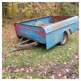Trailer made from 1960