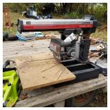 Craftsman Radial Saw 10""