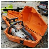 Stihl 011AV Chainsaw with Electronic quickstop
