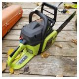 Poulan Woodshark chainsaw