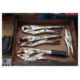 Vicegrips & Locking pliers