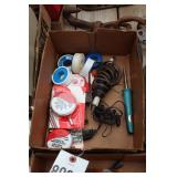 plumbing supplies & soldering irons