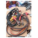 Battery jumper cables (2 sets)