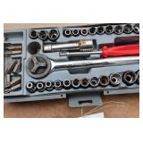 3/8 drive ratchet & socket set