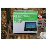 "sansui 19"" HD TV LCD"