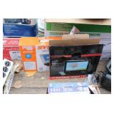 "7"" portable digital TV in box & mobile internet"