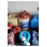 Kerosene storage container, & reliance water can
