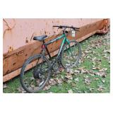 "26"" magna northern ridge 10 speed bicycle"