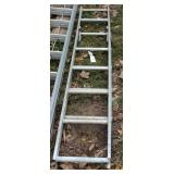 aluminum extention ladder - 12
