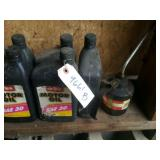 Wire gripper, Oil, Grease, Gloves,