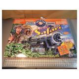 Lionel Safari Adventure Set & Giant Playboard