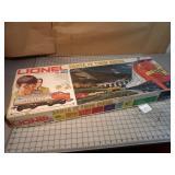 Lionel Santa Fe Twin Diesel Train Set - w/Box