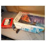 Lionel Cross Country Express Train set