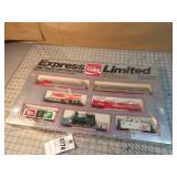 Express Limited Dealer promo - Coke Train set