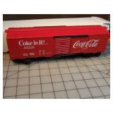 Coca-Cola O ga. Boxcar