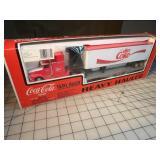 K-Line Coca-Cola Trailer w/ Flat car