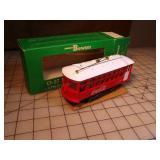 Bowers - O ga. Birney Trolley Car