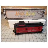 Rail King Chesapeake & Ohio - Caboose