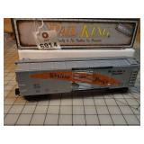 Rail King Western Pacific Diecast box car