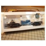 Rail King - NY Central Die Cast Searchlight Car