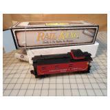Rail king - Chesapeake & Ohio Die Cast Caboose