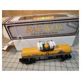 Rail King - Denver Rio Grand Tank Car