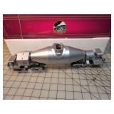 MTH - Silver hot metal car - Tanker #49