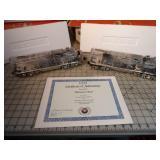 Lionel - F3A Platinum Ghost Engines