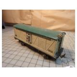 Lionel Standard Ga #514 Ventilated Fridge Car