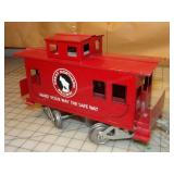 McCoy Standard Ga Great Northern Railway Caboose