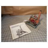 Jensen Steam Engine & Manual