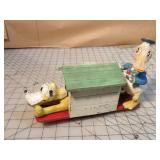 Lionel Donald Duck Hand Car #1107
