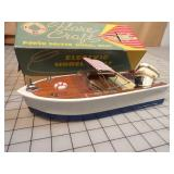 Flare Crafts power driven model boat