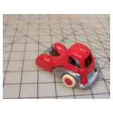 Made in USA Cast toy truck
