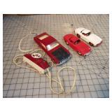 Remote control cars - Mach 1,  Mercedes
