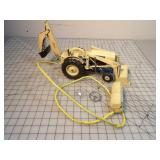 Ford 4000 HD industrial remote control tractor