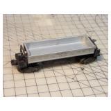 Lionel 1pc - Automatic dumpcar 3459 aluminum color