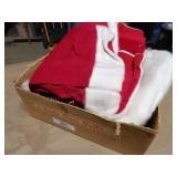 Santa claus Outfit w/ box