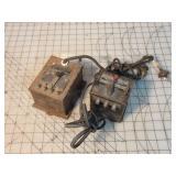 Lionel Transformers - Transformer B & Type 1041